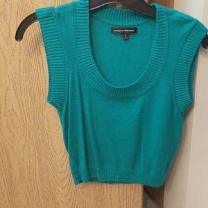 Express soft crop sweater